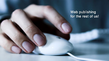 Web Publishing for the rest of us!
